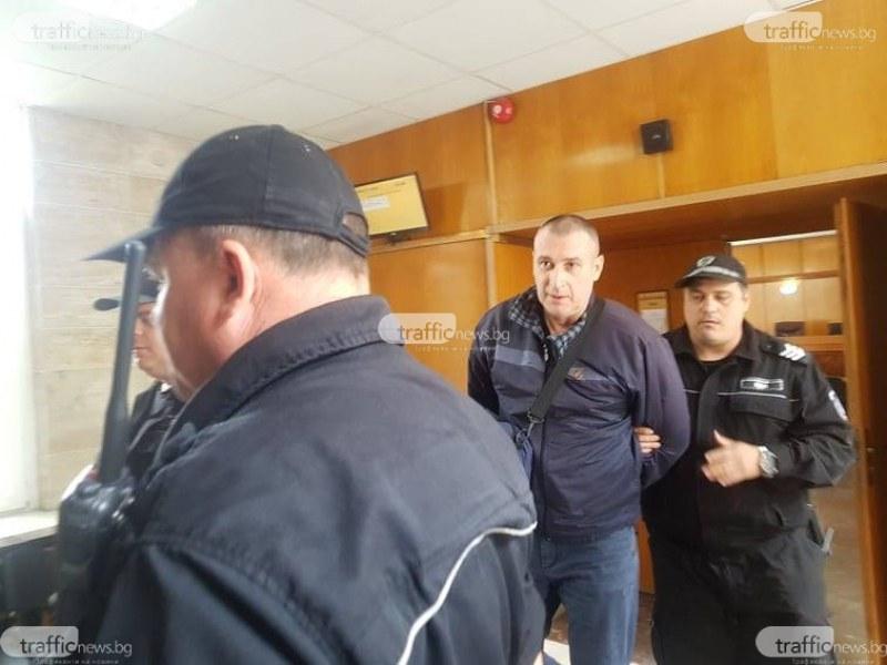 Тъщата на Караджов vs бившия зам.-директор на полицията в Пловдив: Лъжеш!