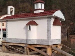 Сърбия забрани откриването на дарен от България храм
