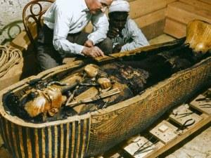Тутанкамон умрял от инфекция на крака след катастрофата с колесница