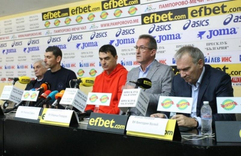 Президентът на Марица може да се кандидатира за шеф на федерацията