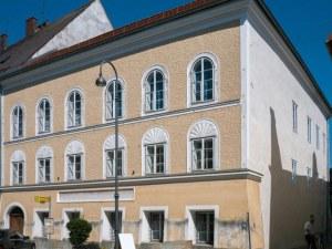 Родната къща на Хитлер става полицейско управление