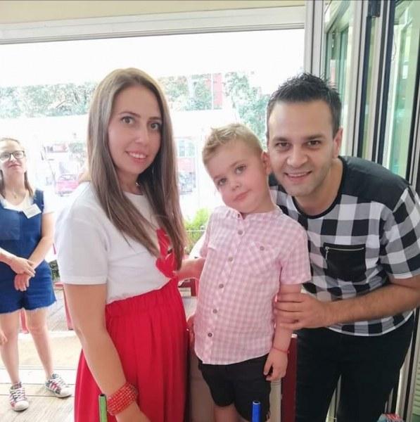 Здравко Мандаджиев стана баща за втори път