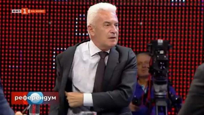 Сидеров отнесе 2000 лева глоба заради цирка в