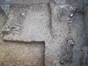 Откриха 145 гроба под гимназия