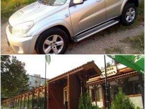 Пловдивчанка отиде в столична механа, прости се с джипа си