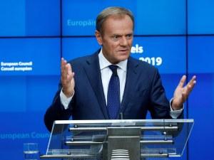 С почти пълно мнозинство: Избраха Туск за шеф на ЕНП