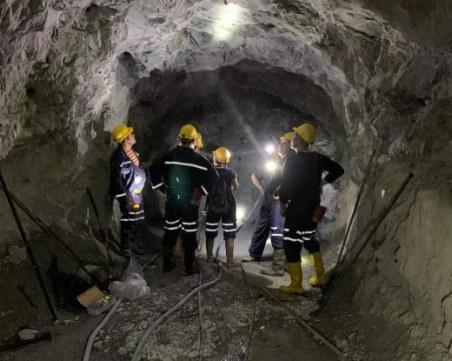 Миньор пострада по време на работа в рудник в Мадан
