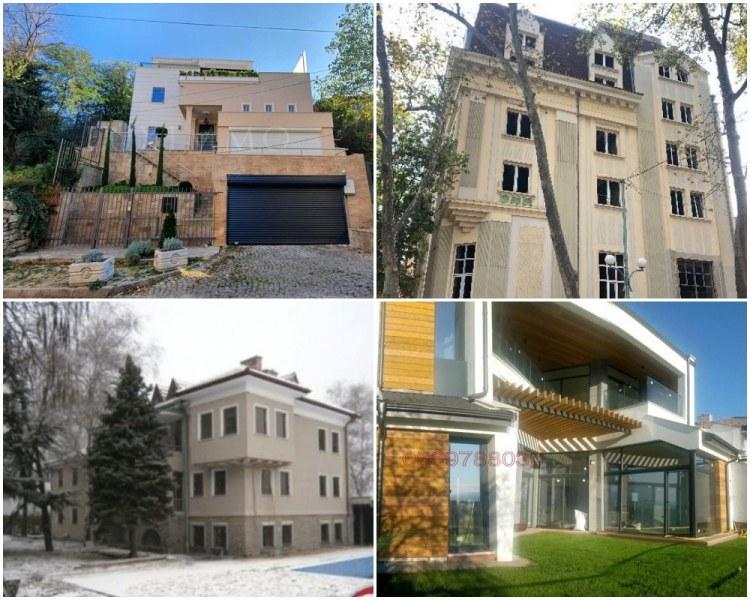 Именията в Пловдив, които струват над 1 милион
