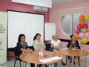 Две сестрички, настанени в приемни семейства, се срещнаха със своя брат в Пловдив