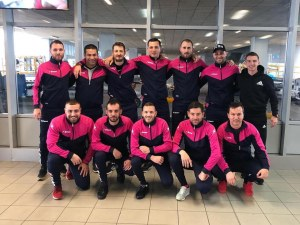 Два български отбора на европейското по мини-футбол