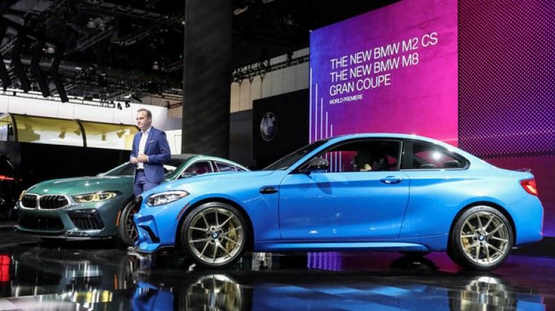 BMW поръча батерии за електроколи за над 10 милиарда евро