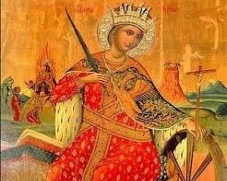 Света Екатерина - покровителката на майките, почитаме днес