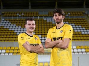 Футболистите на Ботев с фотосесия в Коматево