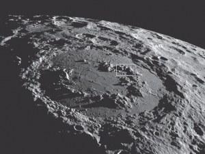 Русия си избра място за базата на Луната