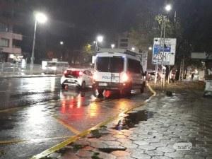 Шествието на Ботев мина през Сточна гара под засилена полицейска охрана