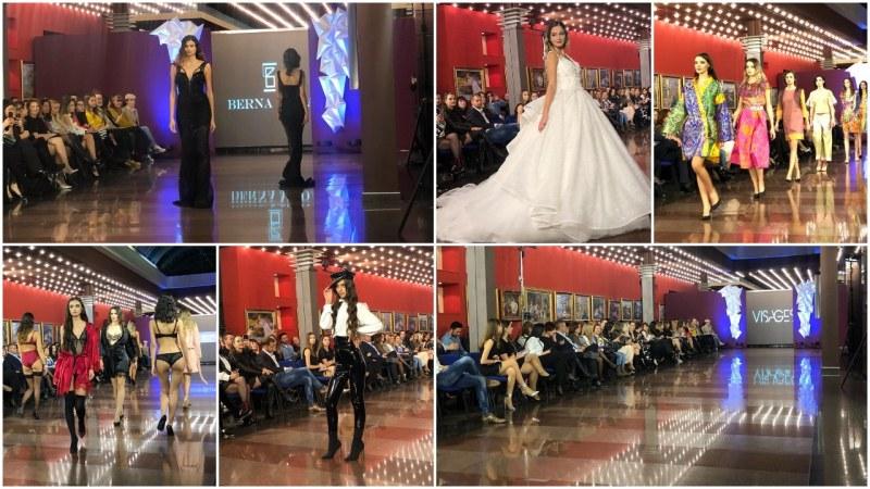 Пловдивски бохеми и модни диктатори се събраха на моден спектакъл под тепетата