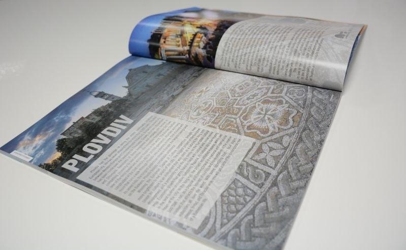 Списанието на ЮНЕСКО с възхвала на Пловдив