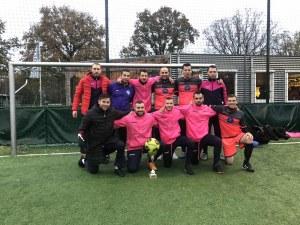 Български финал на европейското клубно първенство в Амстердам!