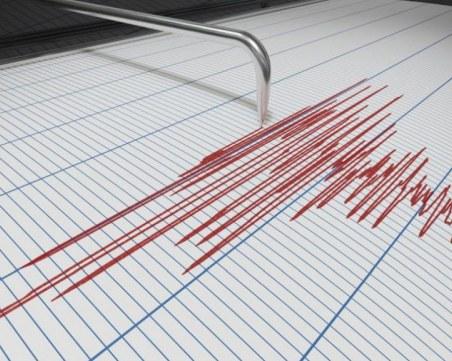 Силен трус в Гърция! 6.1 по Рихтер разтърси остров Крит