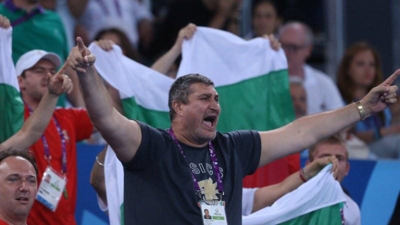 Издигнаха Любо Ганев за президент на волейболната федерация
