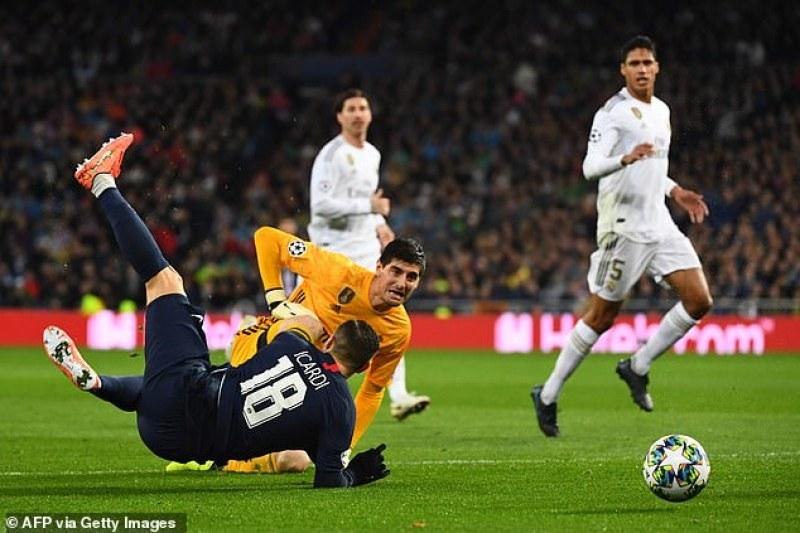Реал и ПСЖ възпяха футбола в невероятно зрелище на Бернабеу