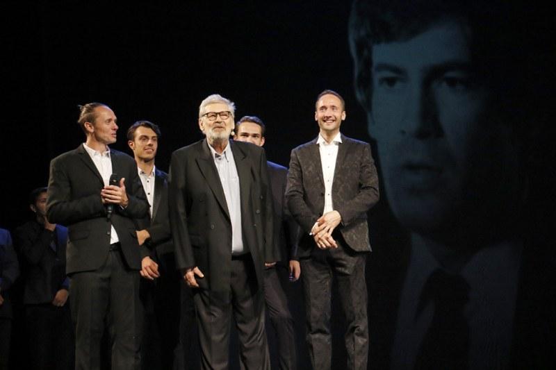 Стефан Данаилов и ролите, с които ще го запомним