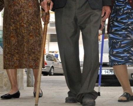 Пенсионери на протест в Шумен! Искат преизчисляване на пенсиите