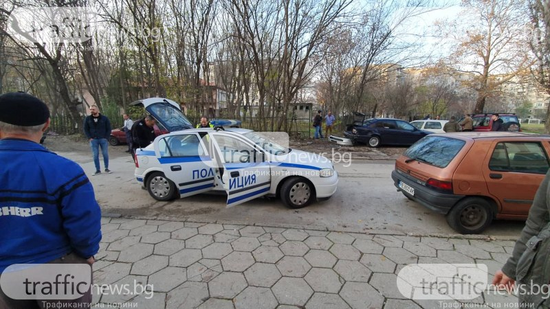 Полиция прибра войника, помлял трите автомобила в Тракия! Карал е с близо 1 промил алкохол