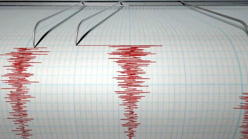 Земетресение край Шабла