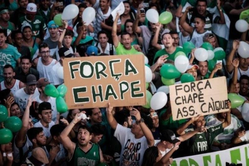 3 години след самолетната катстрофа Чапекоензе изпадна