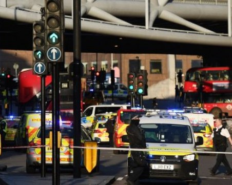 Стрелба в Лондон, има жертва
