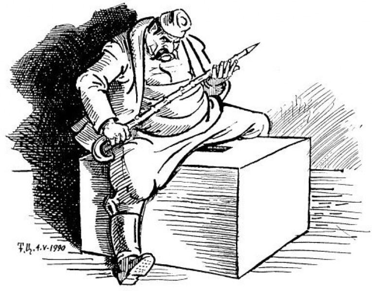 ПРЕЗ КЛЮЧАЛКАТА НА ВРЕМЕТО: Преди Бай Ганьо да влезе в политиката ЧАСТ 2