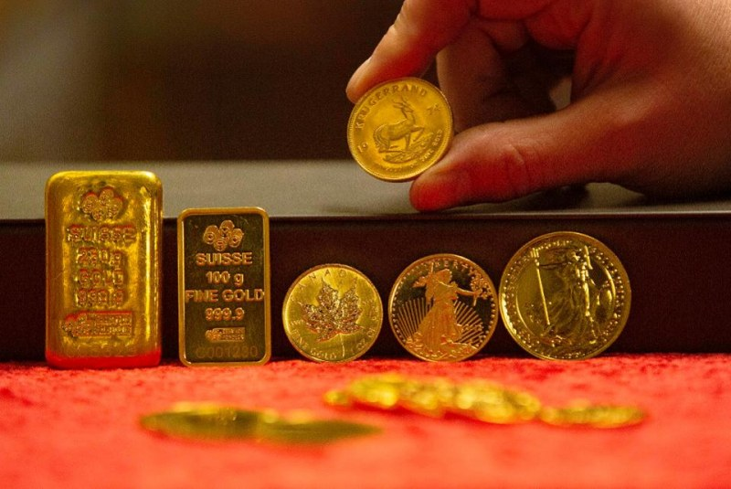 Рекордно! Търговец заложи $1,75 милиона, че злато ще поскъпне тройно?