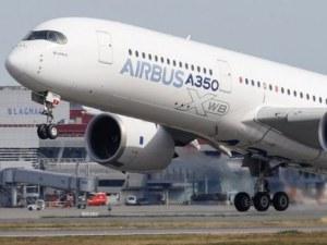 Airbus ще прави самолет с хибриден двигател
