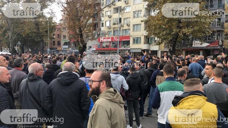 Сдружението и феновете на Ботев отговориха на Самуилов