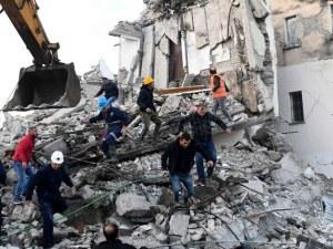51 са жертвите след опустошителното земетресение в Албания