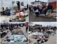 Руският пазар в Пловдив – джапанки с размер S,M и L изскачат от багажника на МL