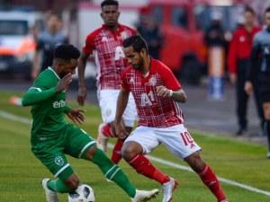 ЦСКА и Лудогорец спукаха топката за 0:0