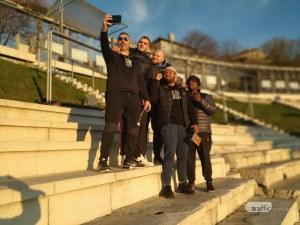 Звездите от боксовата гала в Колодрума разгледаха красотите на Пловдив