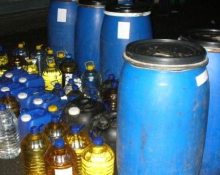 Митничари иззеха 1 тон ракия от варненско село
