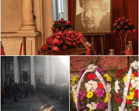 Погребват Ламбо до любимата му Мария утре в Бояна