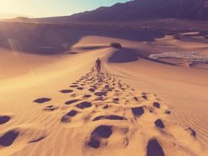 52-годишна жена оцеля след 12 дни в пустинята