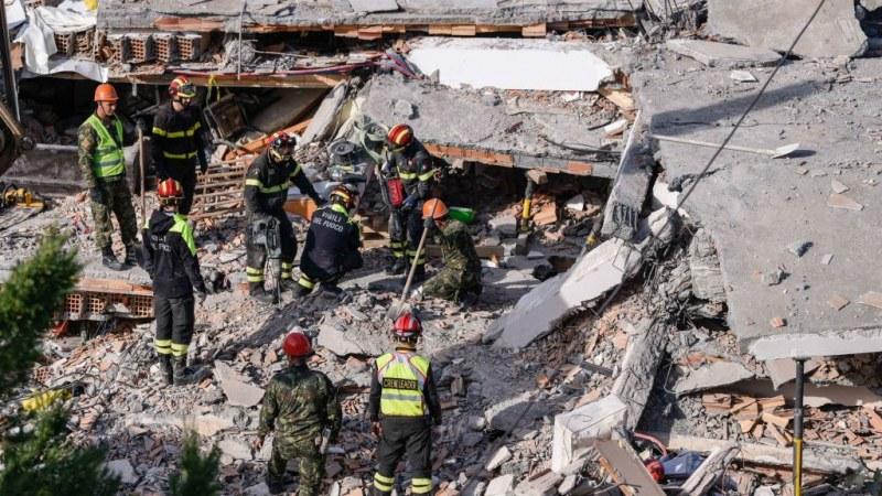 Земетресенията в Албания продължават! 4,3 по Рихтер разтърси страната