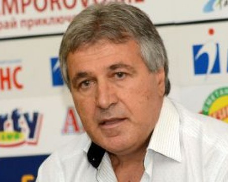 Бойчо Величков обясни своята гледна точка за побоищата на мача Локо Сф - Хебър