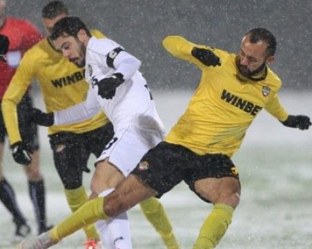 Неделев и Ботев изпързаляха Славия в снега на Овча Купел