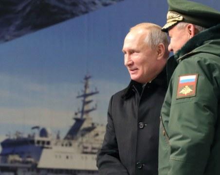 Путин разкритикува разширяването на НАТО