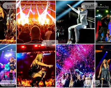 На концерта в Колодрума: Атрактивни визии, лайф изпълнения и бурни овации