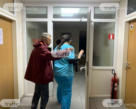 След пожара в пловдивска болница: Няма опасност за пациентите