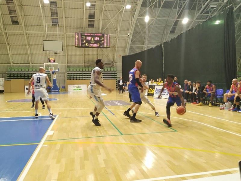 Академик Бултекс 99 с 4 от 4 в Балканската лига