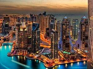 Джошуа и Руис вдъхновиха арабите да построят град за 400 милиарда паунда